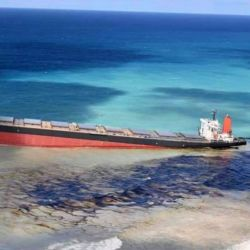 El capitán desvió el rumbo debido a que uno de los pasajeros cumplía años y decidieron acercarse a la costa para tener mejor cobertura de telefonía celular.