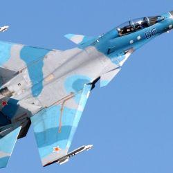 Rusia sigue trabajando para mejorar su caza de combate.
