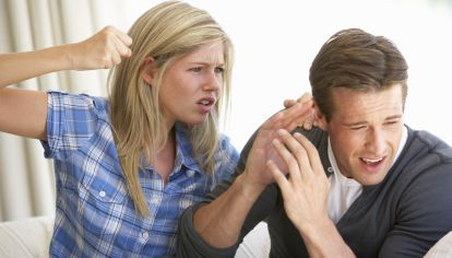 Violencia de género contra el hombre