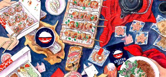 Gastro Japo Food Week, edición en casa