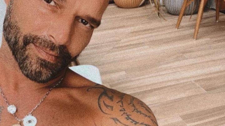 Ricky Martin y la mujer que lo tiene enamorado