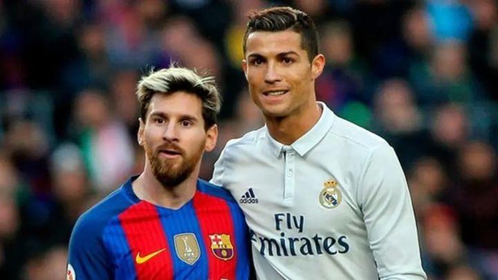 Ronaldo y Messi, recorrieron el mundo con un divertido TIK TOK