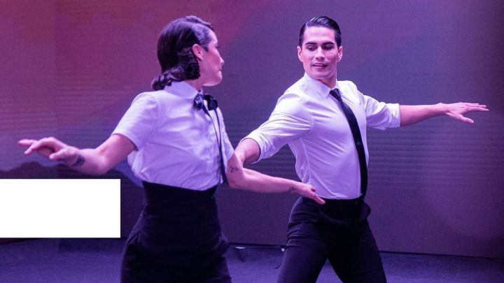 VIDEO| Flor Torrente y Nico Villalba brillaron con su baile, inspirado en La La Land