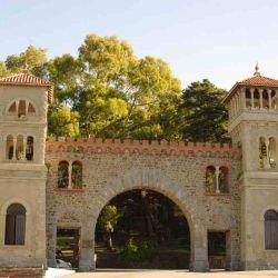 El Parque Independencia se encuentra a 300 metros de altura sobre la ciudad.