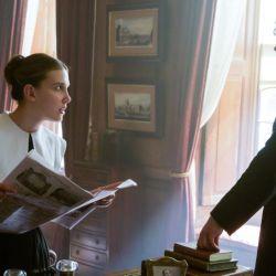 El protagonista de Enola Holmes.