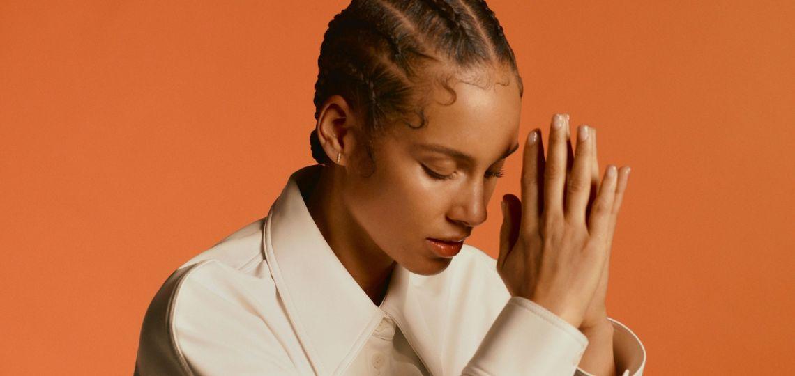 Alicia Keys enfrenta la pandemia más multifacética que nunca