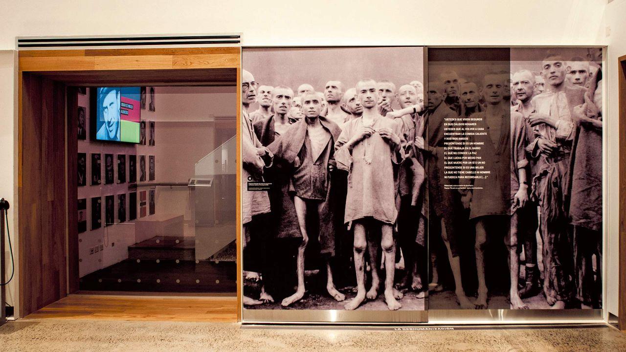 Museo del Holocausto | Foto:Museo del Holocausto