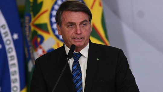 Bolsonaro abrió la ronda de discursos en la 75° Asamblea General de la ONU.