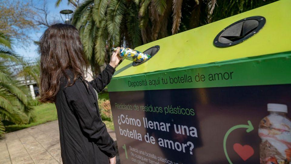 """""""Botellas de Amor"""""""
