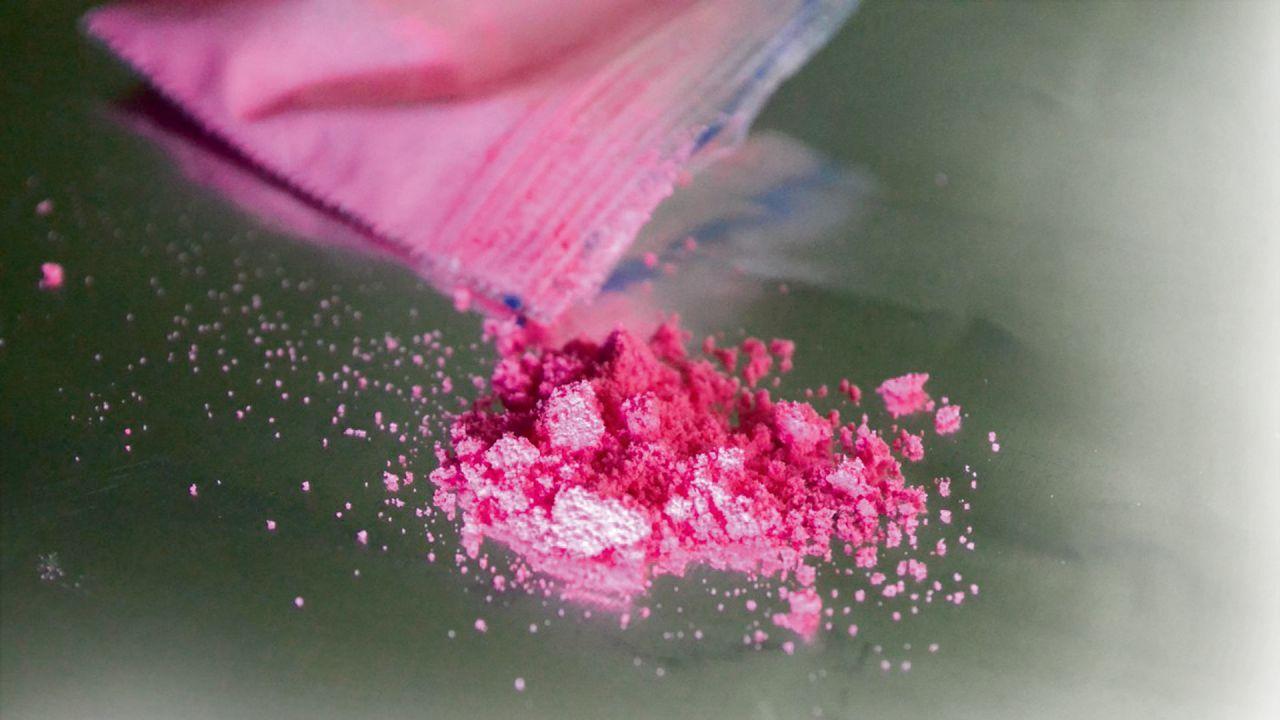 Venus, la llamada cocaína rosa