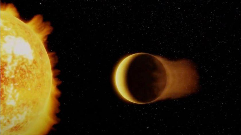 Descubren una nueva clase de planeta denominado Neptuno Ultra Caliente