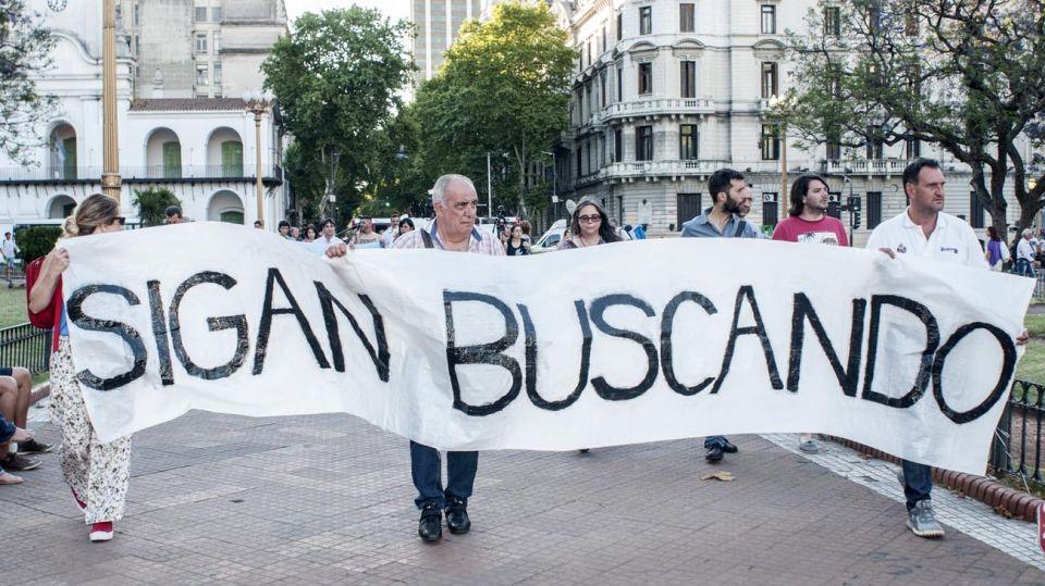 Marcha Familiares ARA San Juan 20200923
