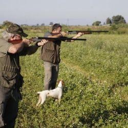 """""""La caza es una actividad lúdica que conecta con el juego infantil"""", señala Soria."""