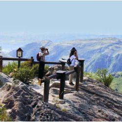 Según los expertos, el trekking y la pesca no se verán afectados por los incendios.