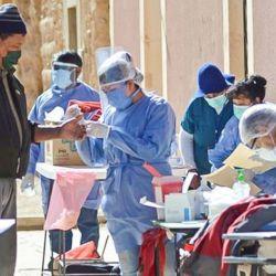Jujuy es una de las provincias con incremento de casos de coronavirus.