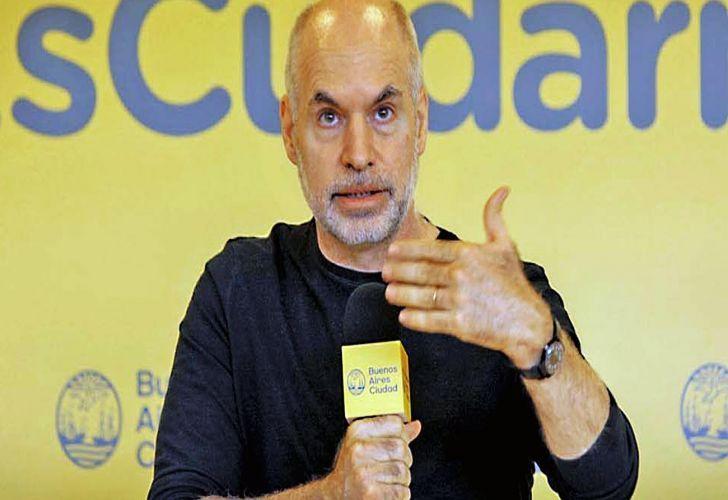 Horacio Rodríguez Larreta participó de un seminario de políticas públicas de la Universidad Austral.