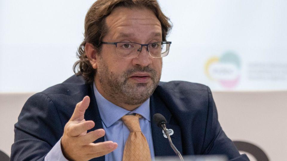 El titular del INDEC, Marco Lavagna.