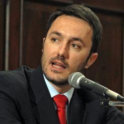 Luis Petri, referente de la UCR en Diputados.  | Foto:CEDOC