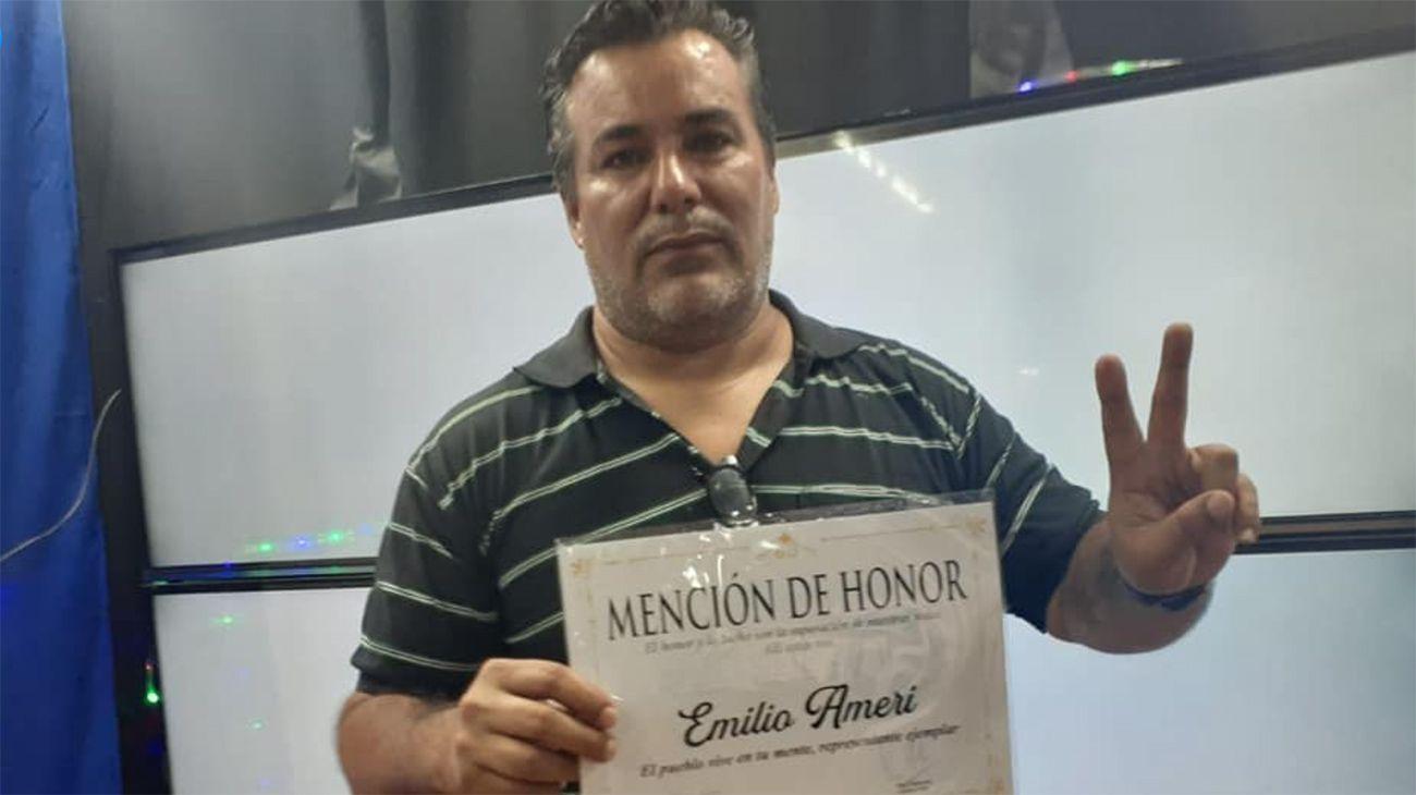 El diputado salteño Juan Emilio Ameri