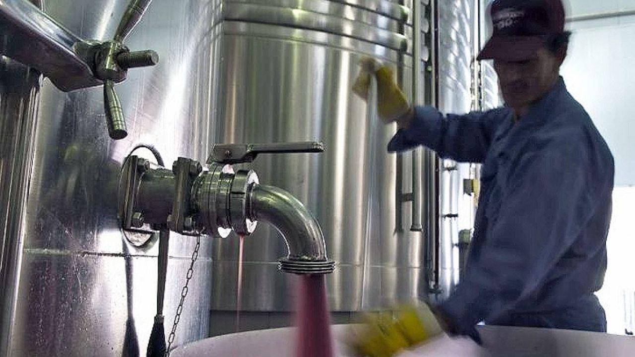 La exportación de vino a granel fue clave en 2020.  | Foto:CEDOC