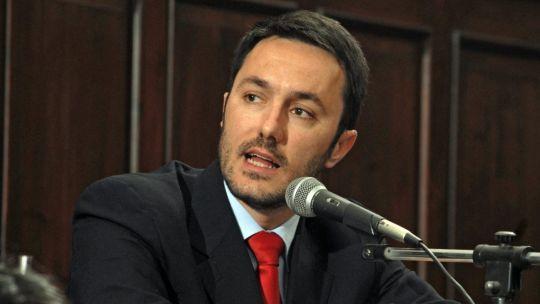 Luis Petri, referente de la UCR en Diputados.