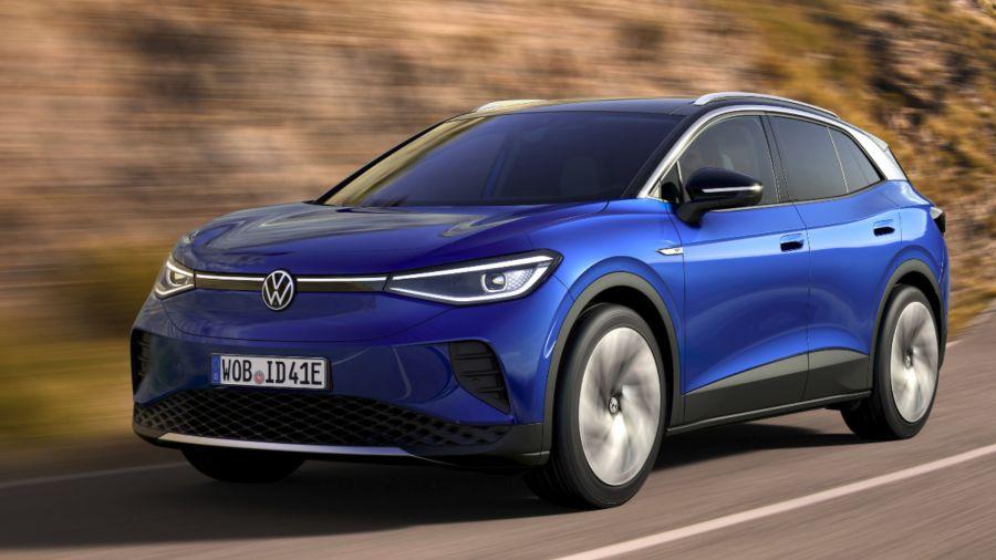 ID.4: así es el primer SUV totalmente eléctrico de Volkswagen