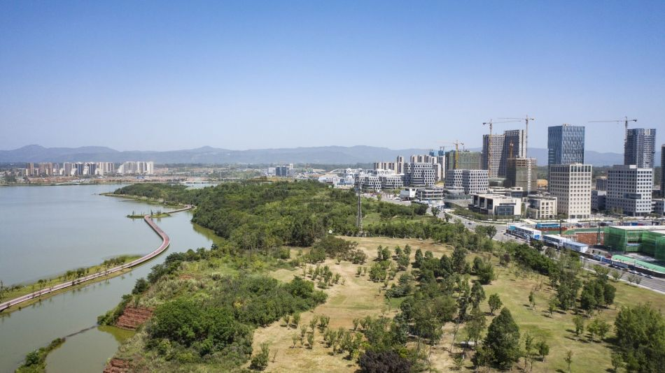 China Is Building a Green Paradise, But Will People Live There?