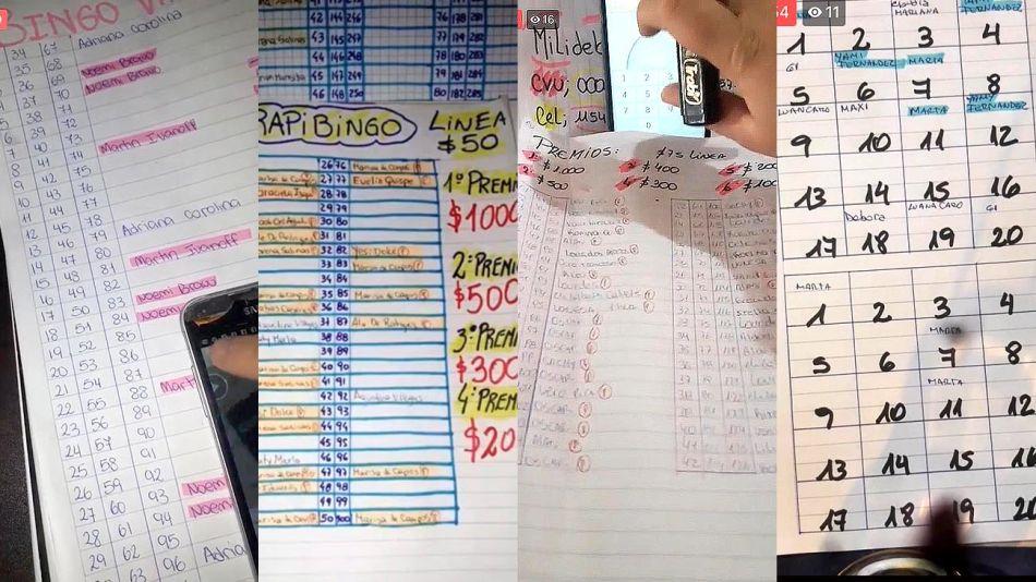 Bingos Clandestinos 20200924