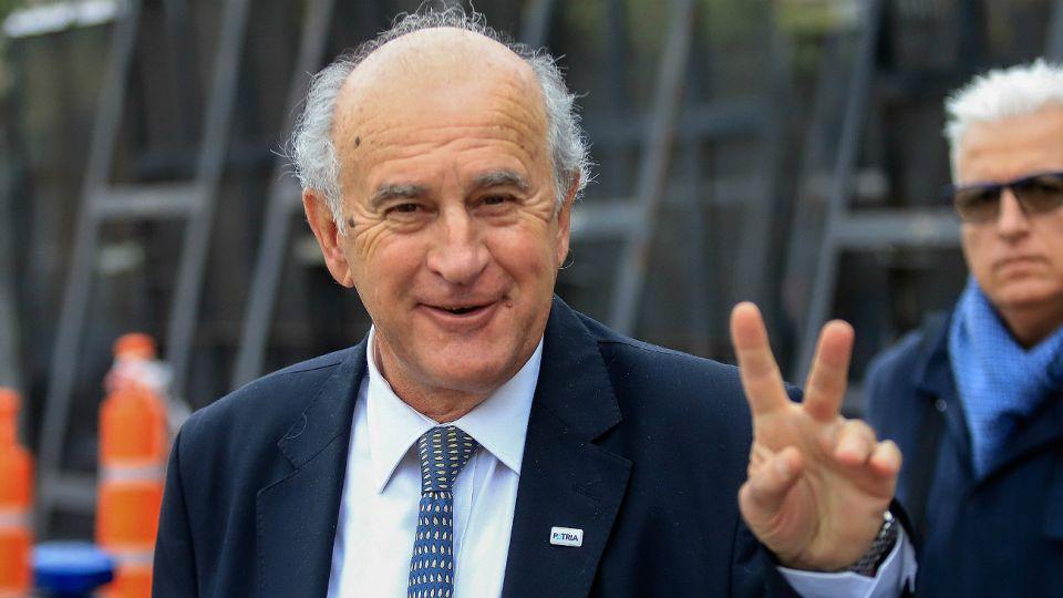 Oscar Parrilli, senador nacional.
