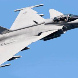 El Gripen ha sido uno de los proyectos más importantes dentro de la industria armamentística sueca.
