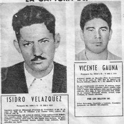 Cómo fue la vida y el final de los últimos bandidos rurales: Velázquez y Gauna