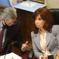 Cristina Fernández Barbijo | Foto:cedoc