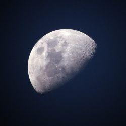 Luna de hoy en Capricornio