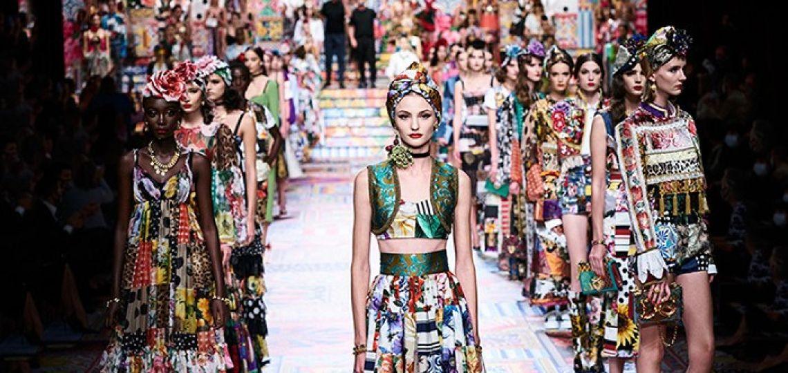 Milán Fashion Week: así fue el desfile de Dolce & Gabbana