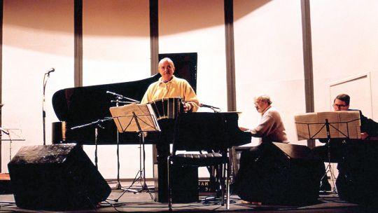 Piazzolla, considerado internacionalmente como uno de los músicos más importantes del siglo XX.