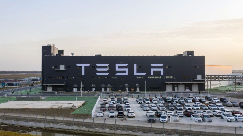 The Tesla Gigafactory Nears Being Operational Just 10 Months After Breaking Ground