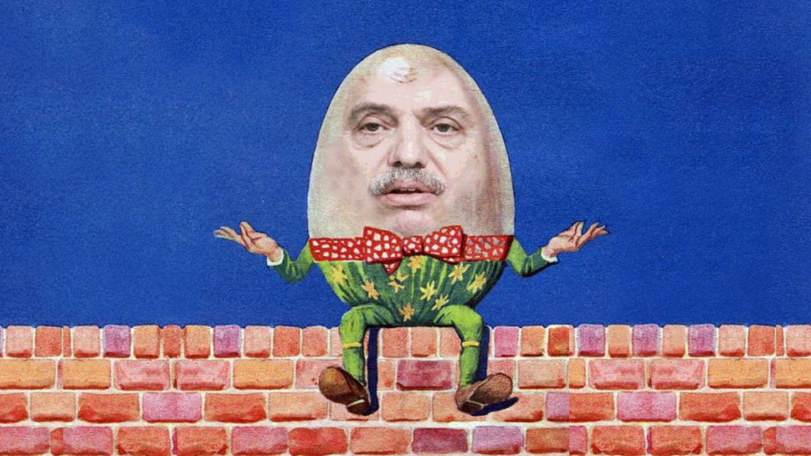 It is hard to know what is going on in Alberto's mind because, like Humpty Dumpty, when he speaks the meaning of the words he utters depends on the circumstances.
