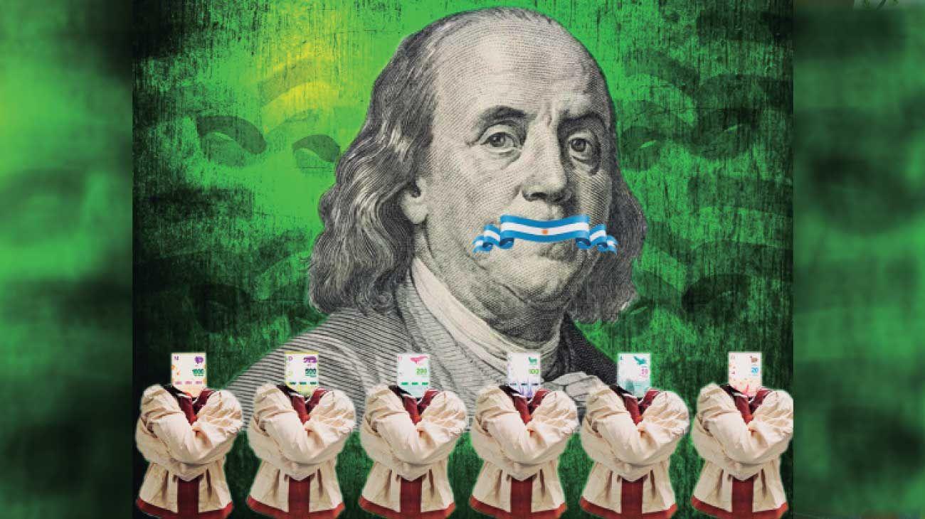 Una investigación revela cómo la moneda norteamericana se convirtió en algo más que un recurso frente a la inflación: es un elemento central de las prácticas culturales argentinas.