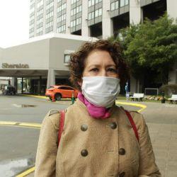 Así se trabaja en Sheraton Buenos Aires para atender a los huéspedes respetando el distanciamiento social y las indicaciones sanitarias.
