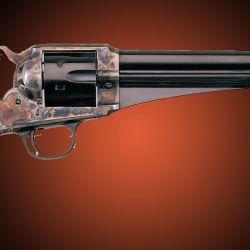 Revólver Remington Modelo 1875, un arma de calidad que supo competir de igual a igual con el Colt 1873.