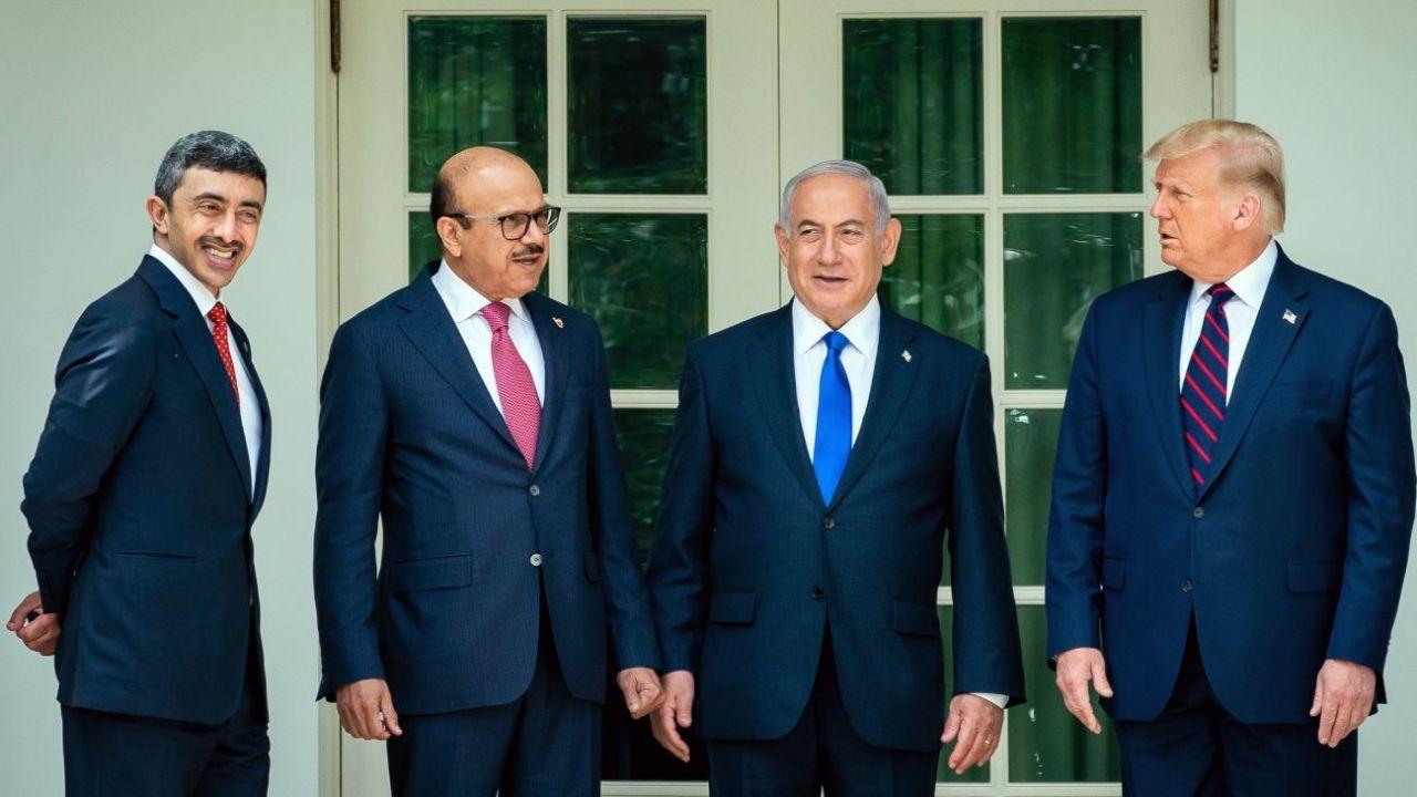 Devolución de favores de los gobernantes de Oriente Medio a Donald Trump