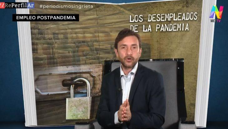 El empleo de la post pandemia, el informe de Alejandro Rebossio