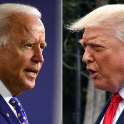 Trump acusa a Biden de medicarse para los debates.  | Foto:CEDOC