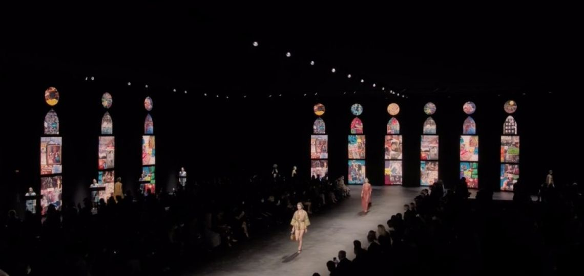 Mirá el desfile y los mejores looks de Dior en Paris Fashion Week