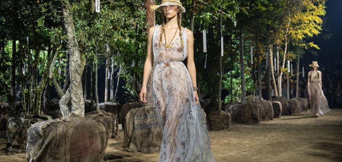 Dior: los 17 mejores looks de la pasarela