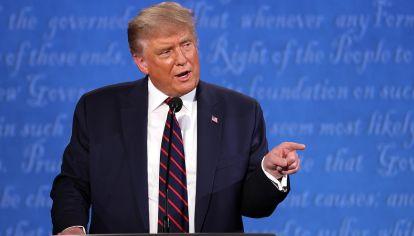 Trump-Biden 2020 Debates presidenciales de Estados Unidos