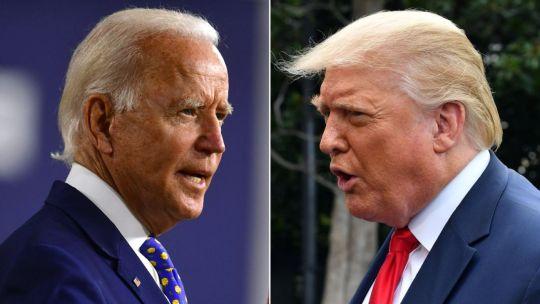 Trump acusa a Biden de medicarse para los debates.