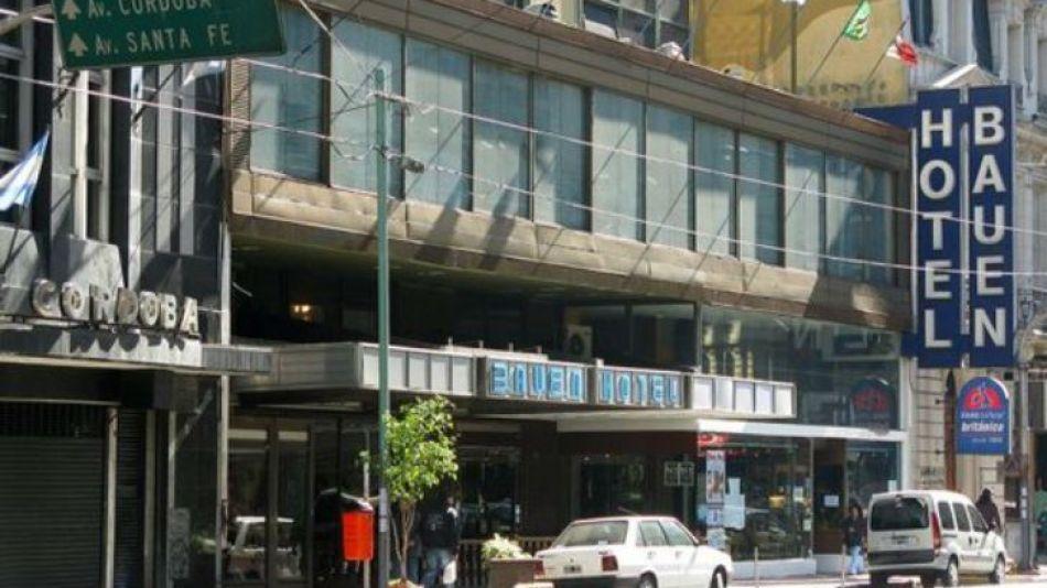 Hotel Bauen.