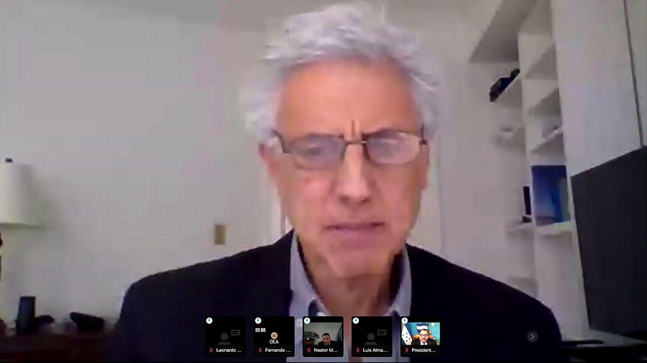 Carlos Raimundi, representante argentino ante la OEA.