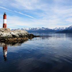 El parque se encuentra ubicado a tan solo 10 kilómetros de Ushuaia, la capital de Tierra del Fuego.